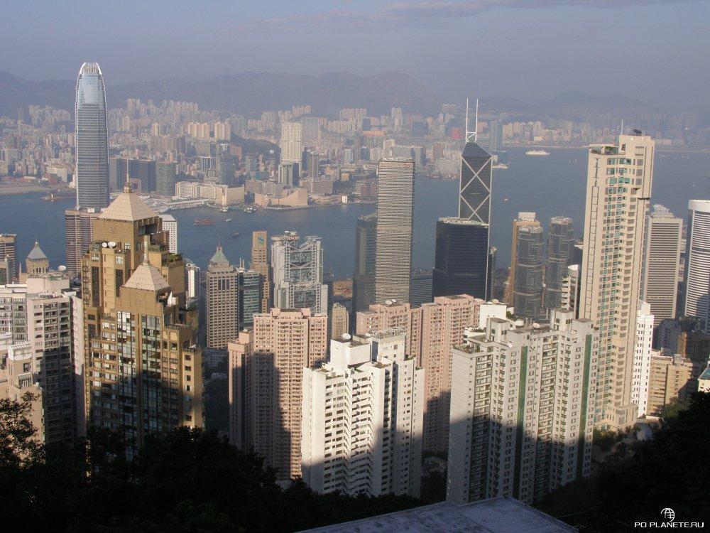 Гонконг: город контрастов и небоскребов