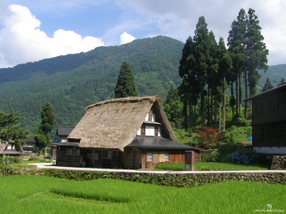 Префектура Тояма: путешествие по временам года