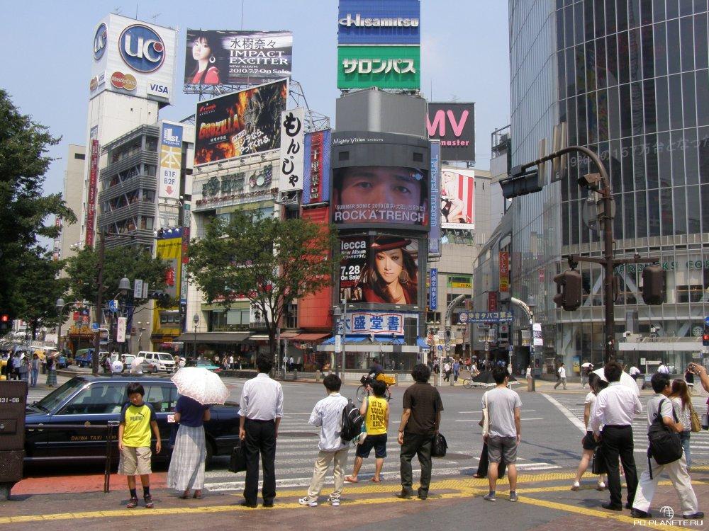 Путевые заметки: Япония