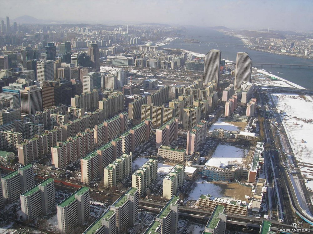 Путевые заметки: Южная Корея