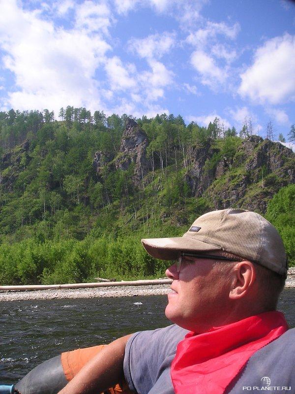 По рекам Дальнего Востока. Сплав по реке Тумнин.
