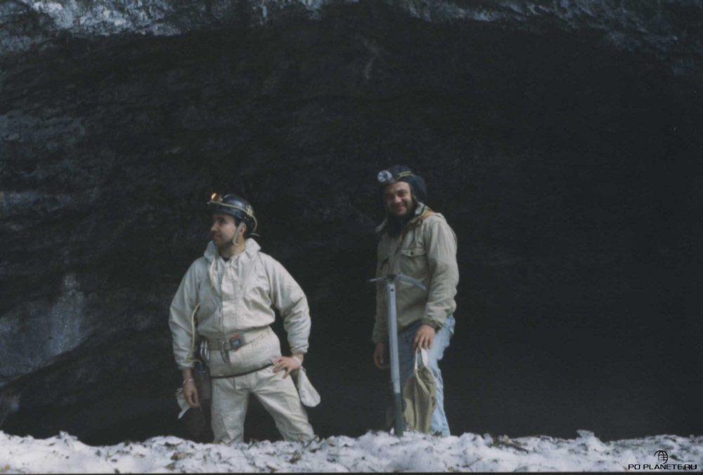 """Пещеры Дальнего Востока. п. """"Прощальная"""""""