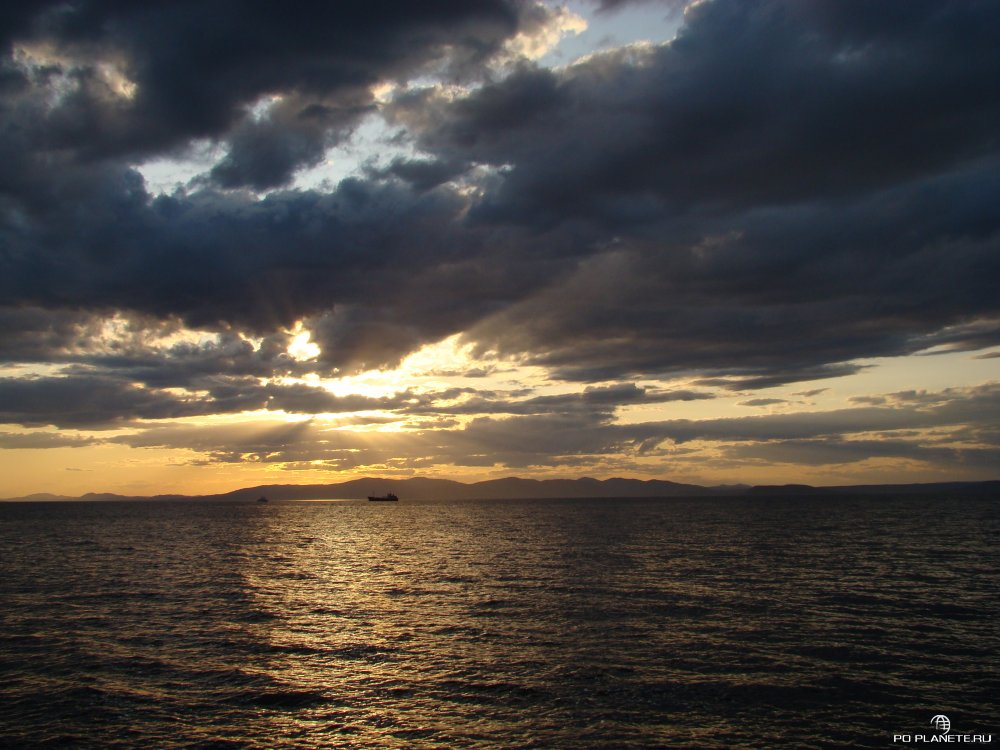 Край у моря