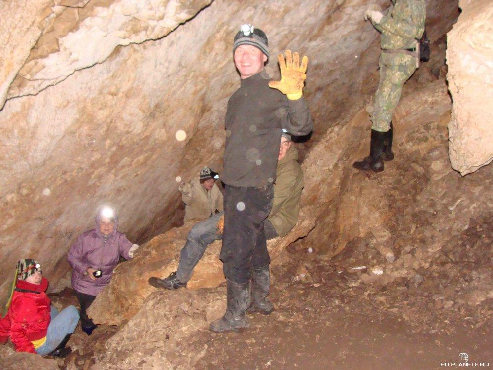 По пещерам Дальнего Востока. Биракан