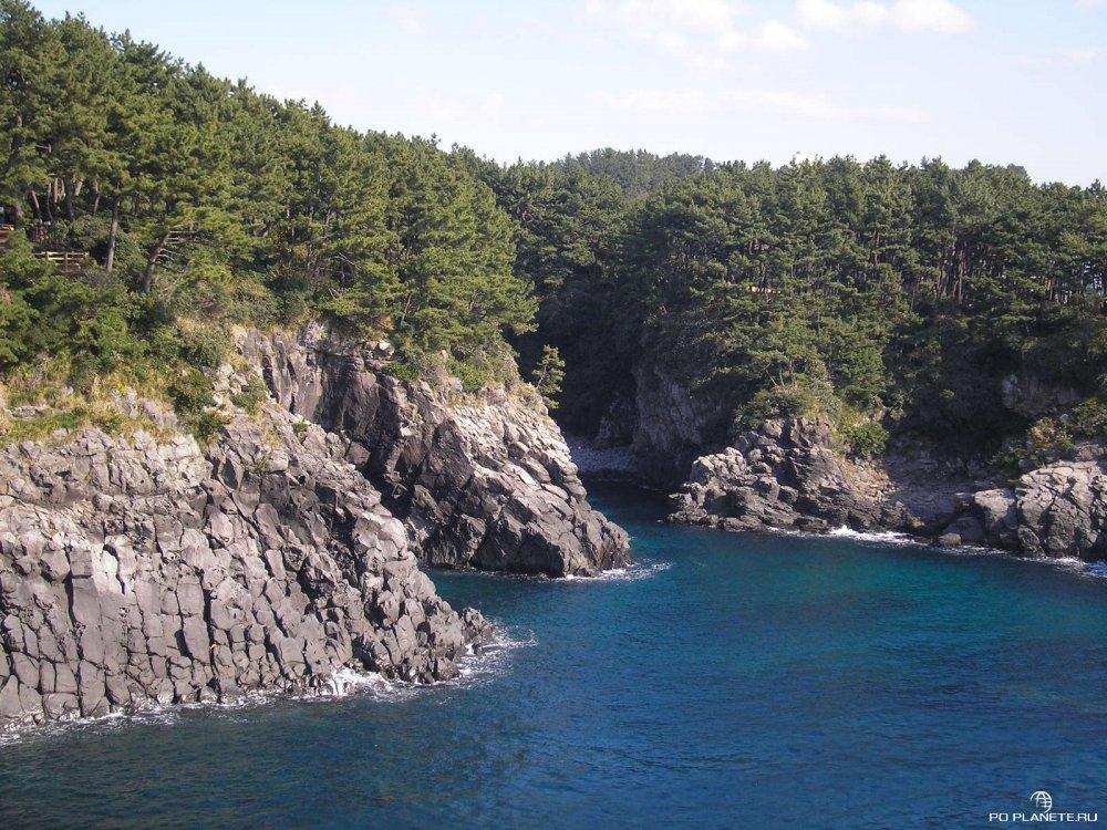 Остров Чеджу - новое природное чудо света