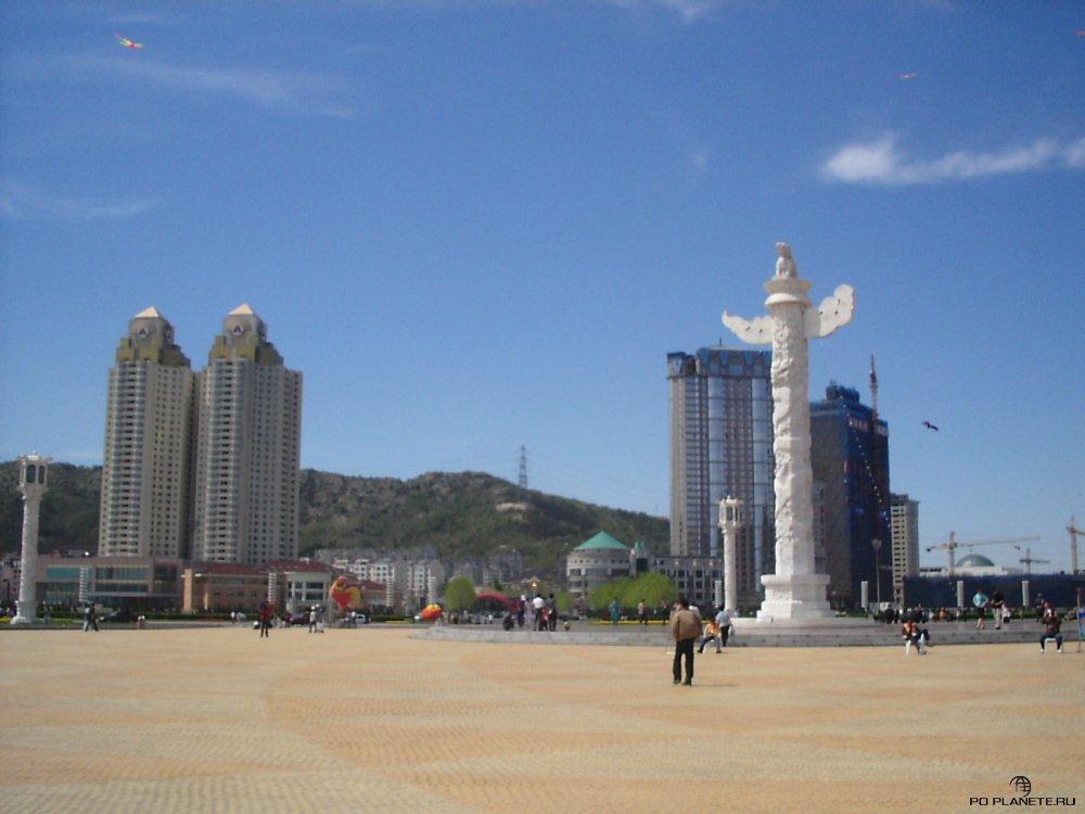 Самый красивый город Китая
