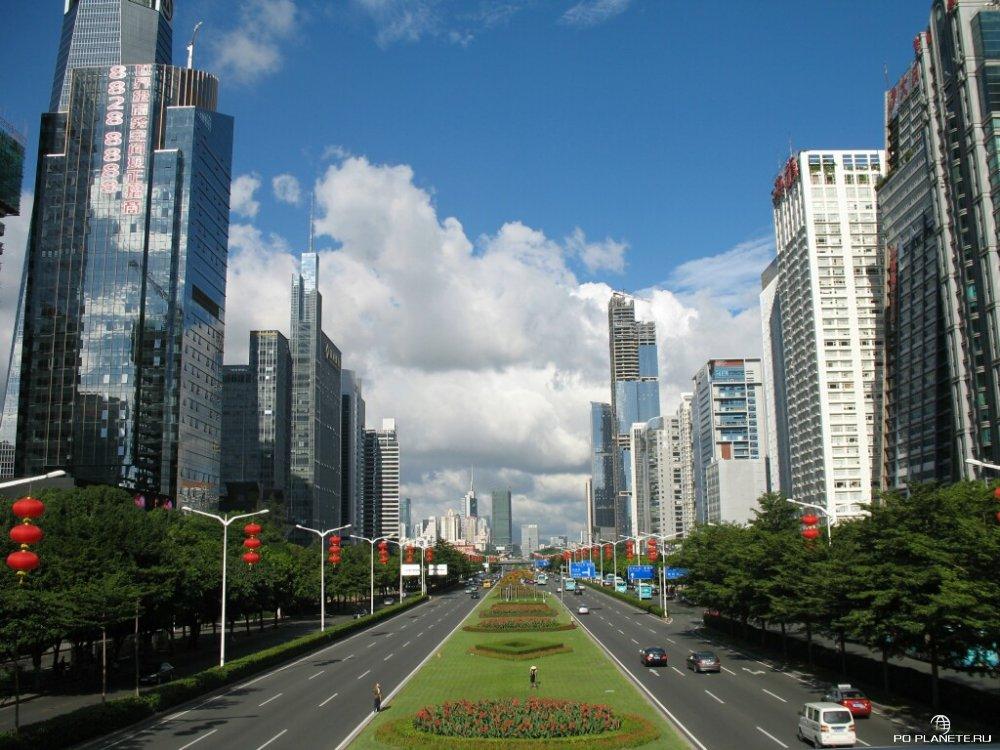 Шэньчжэнь: китайский ответ Гонконгу