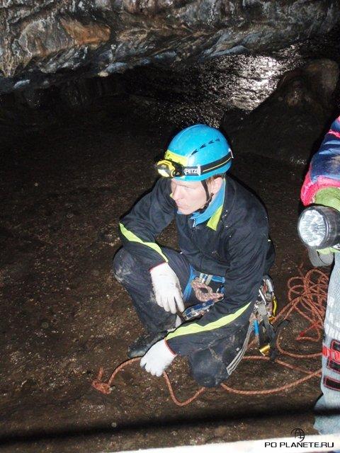 По пещерам Дальнего Востока. Пещера Мокрушинская