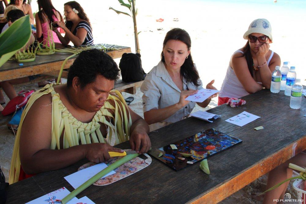 Первый чартер, или Фам-тур на Марианские острова