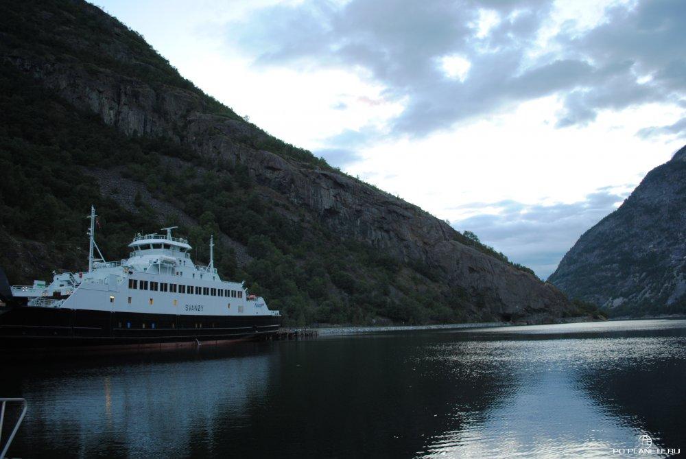 Норвегия: культ природы в индустриальной стране