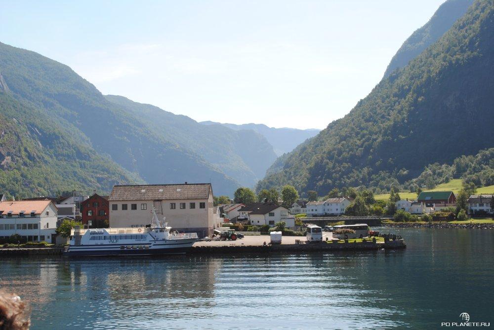 Так выглядят Норвежские фьорды