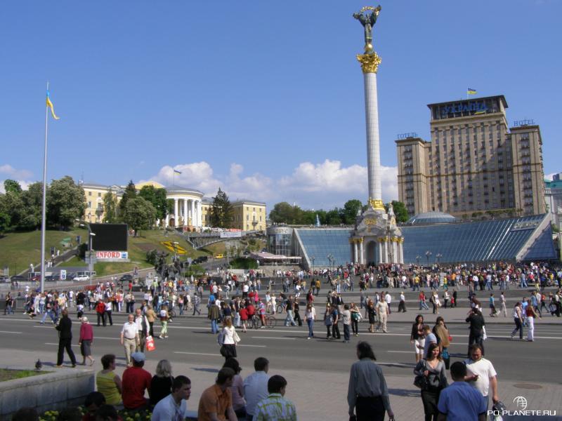 Увидеть Киев и влюбиться
