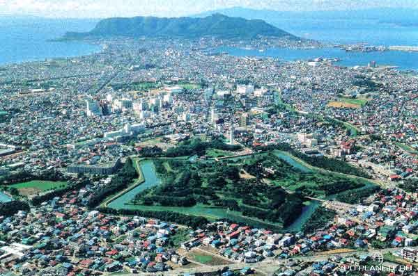 Хакодатэ: окно Японии на север