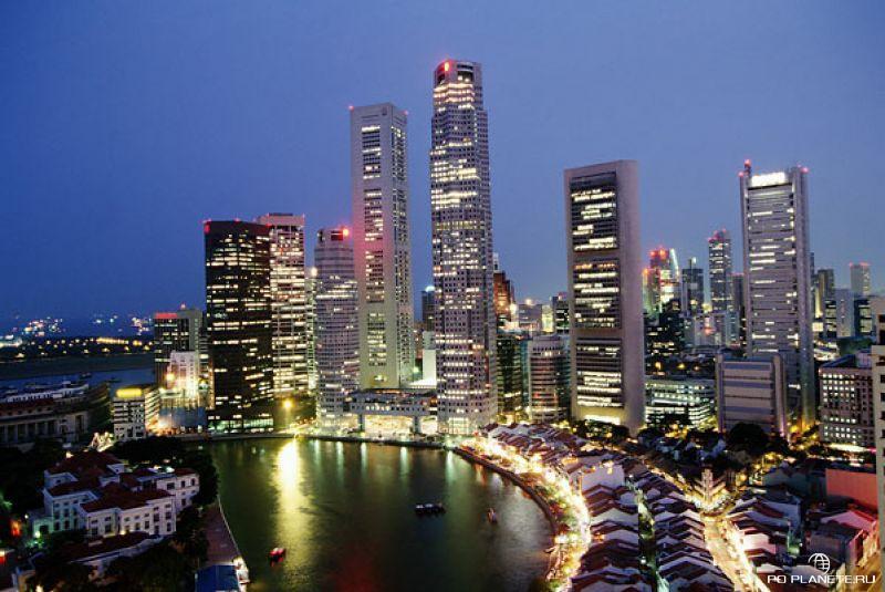 Сингапур. Колония, ставшая мечтой