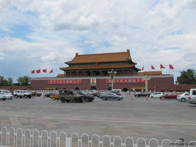Путешествие в Китай и Малайзию. Часть 1. Китай