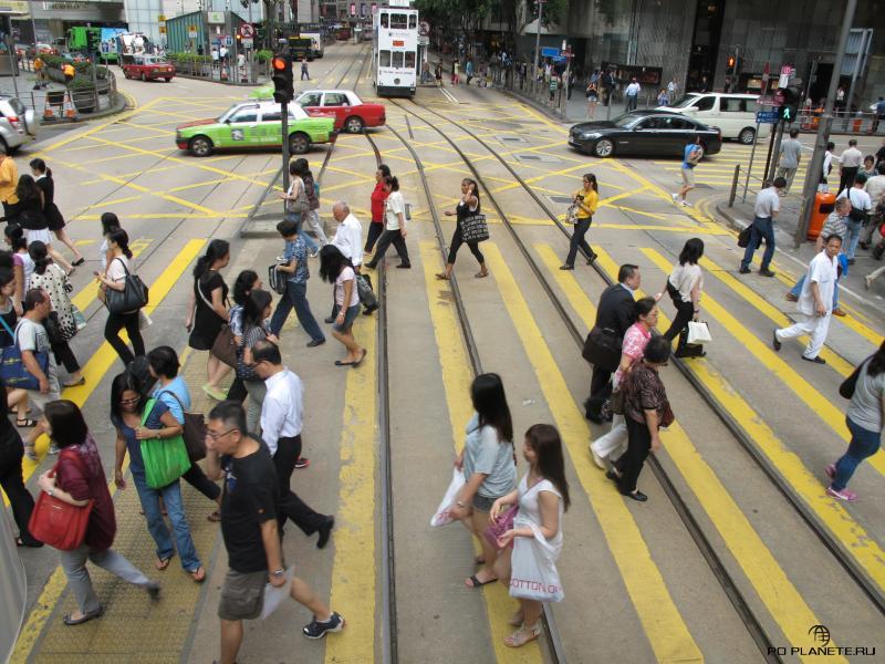 Путешествие в Китай и Малайзию. Часть 2. Гонконг – Макао