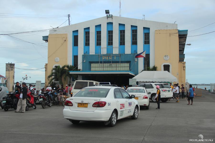Пирс №1 в Себу