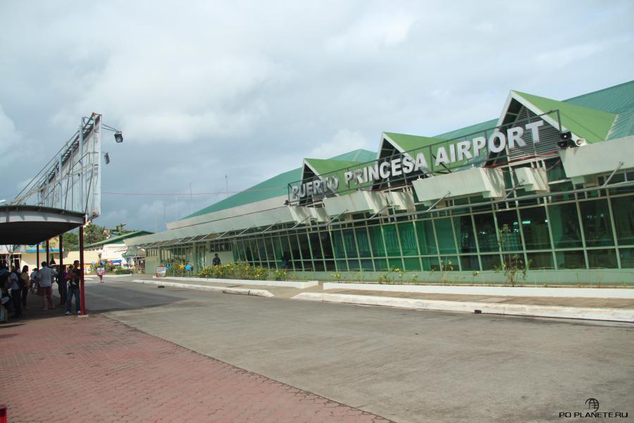 Аэропорт в Пуэрто Принцесса - ворота на остров Палаван