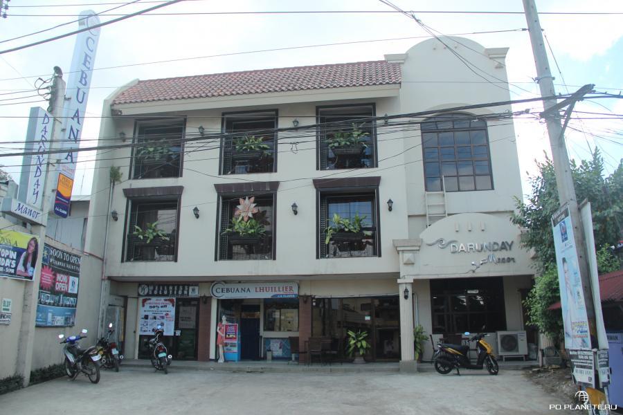 Отель Darunday Manor (Тагбиларан, Бохол)