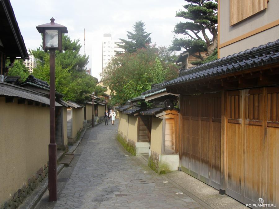 Самурайский квартал Накамати