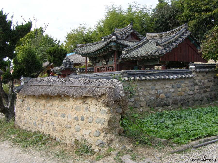 В Корею - за Всемирным наследием