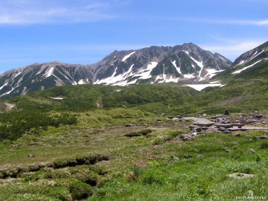 гора Татэяма