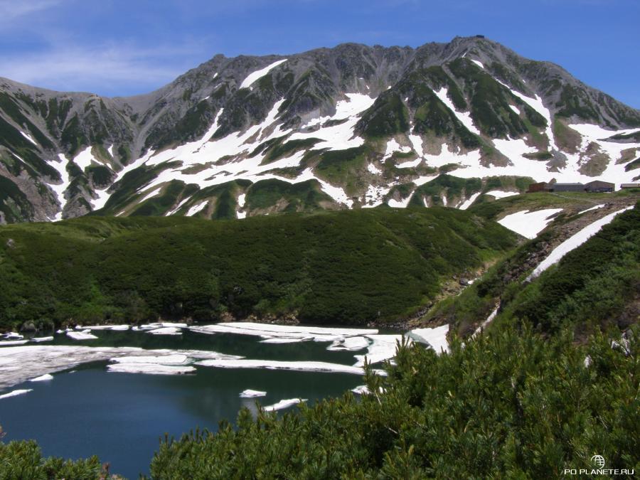 Из лета в зиму, или путешествие в Хокурику-Синъэцу