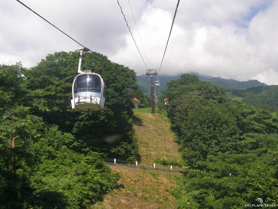 Мёко. Префектура Ниигата