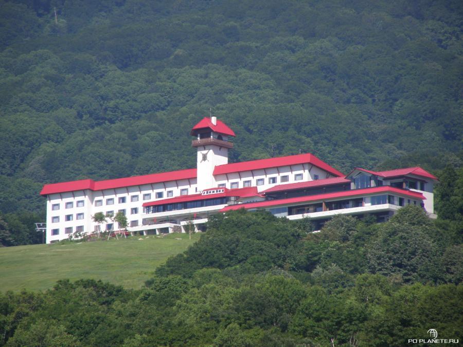 Отель Акакура Канко