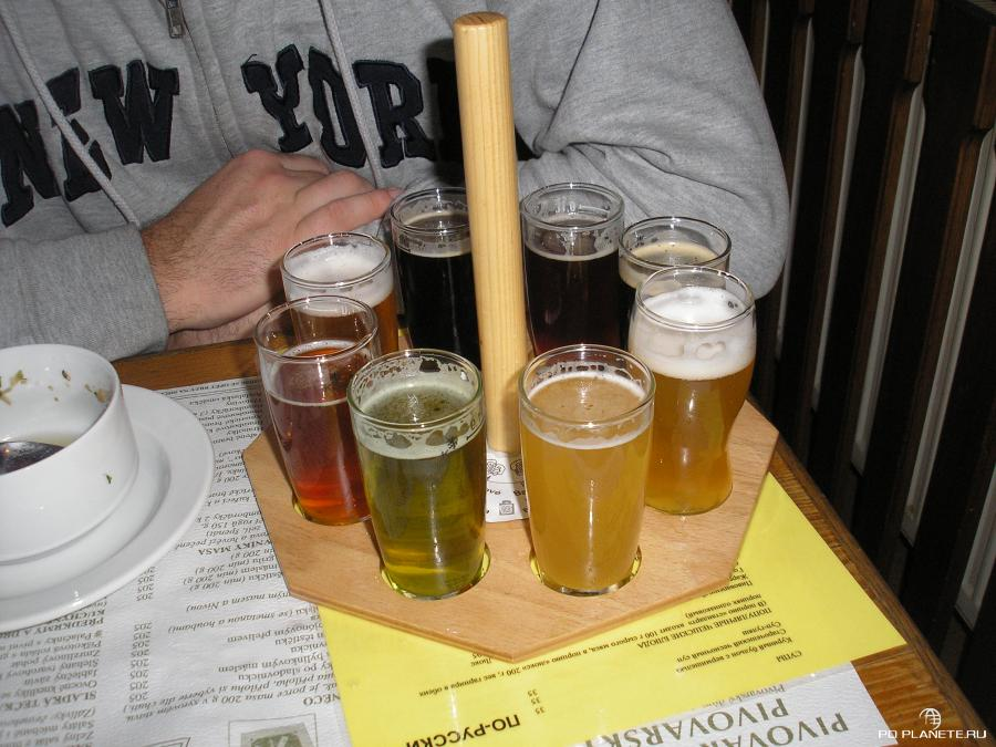 Пиво на пробу
