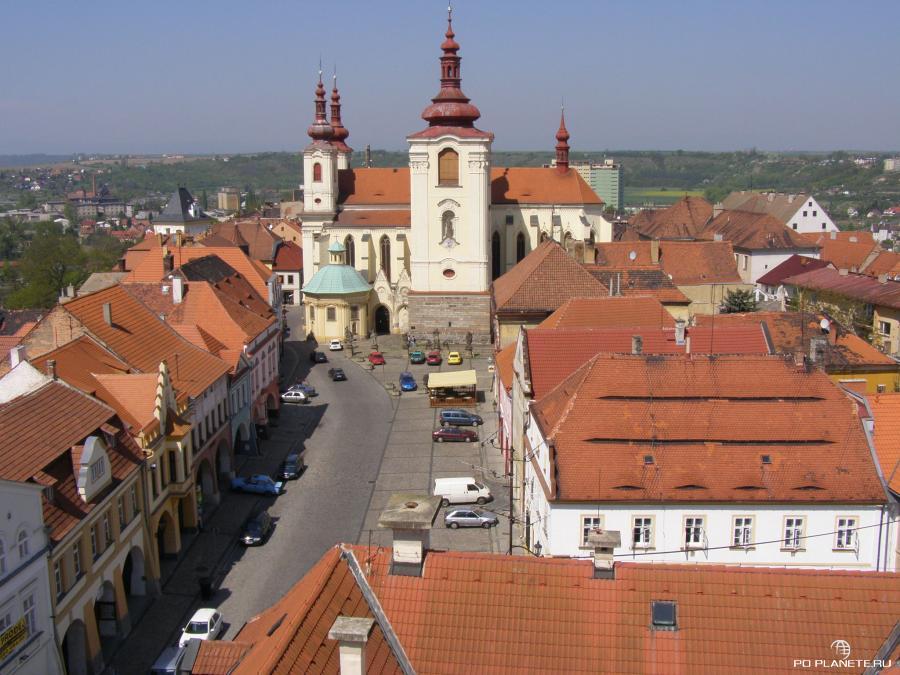 В Чехию – за пивом и романтикой