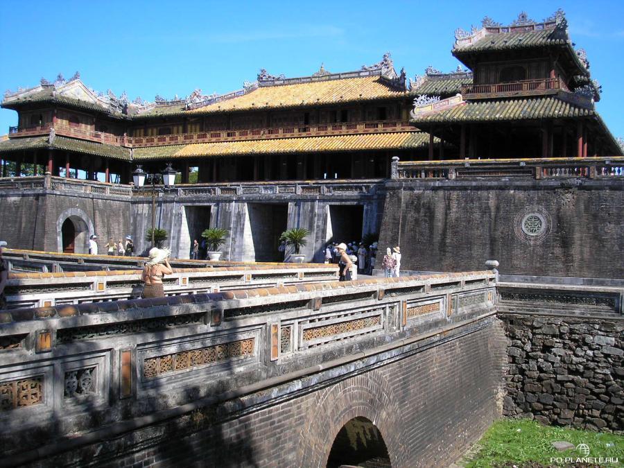 Цитадель в Хюэ