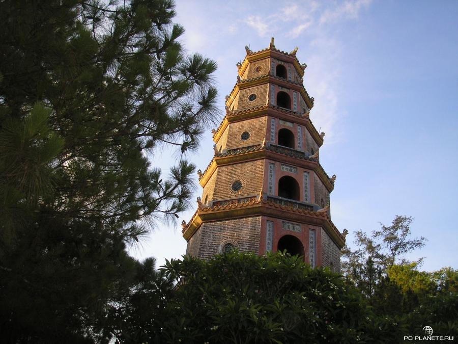 Пагода Небесной Леди