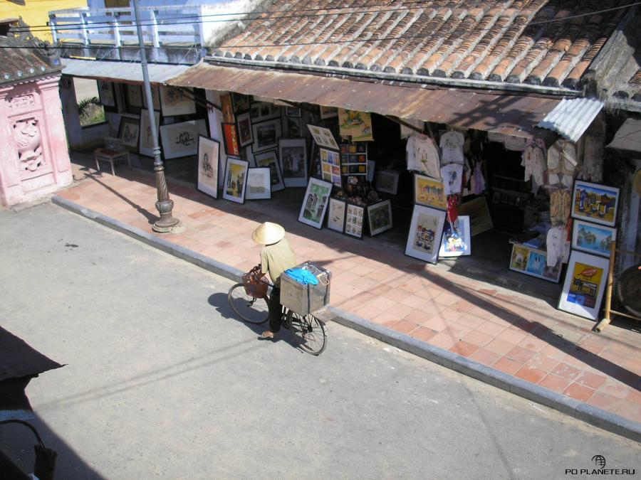 Улочка старого Хойана