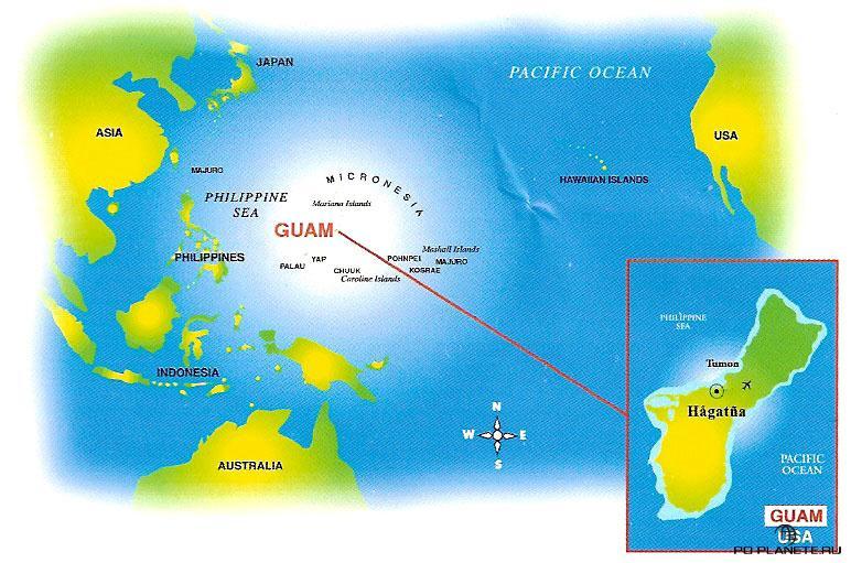 На Гуам и Филиппины – без пересадок за 5 часов