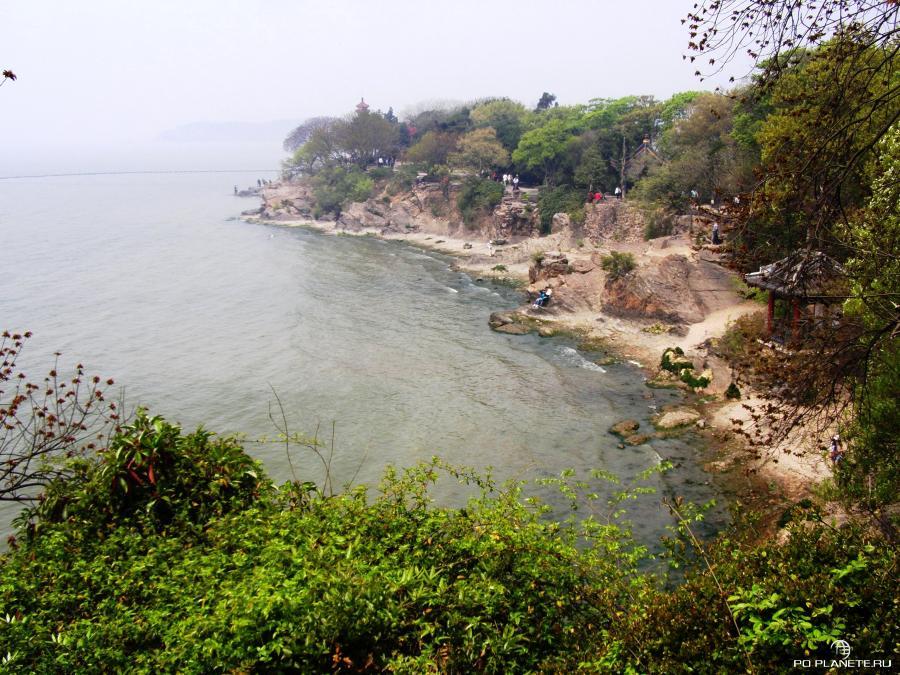Озеро Тайху. Уси, Китай