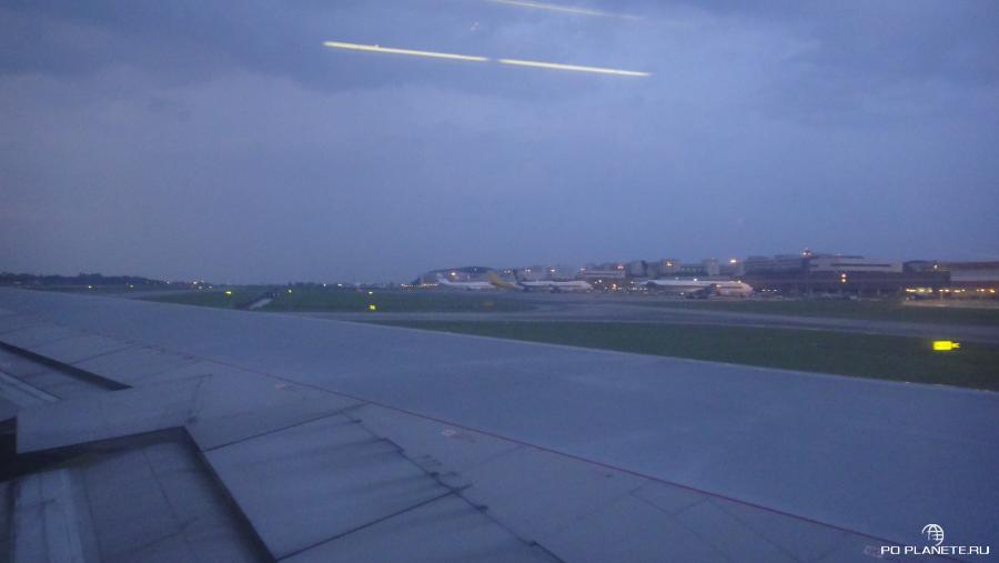 Аэропорт Чанги