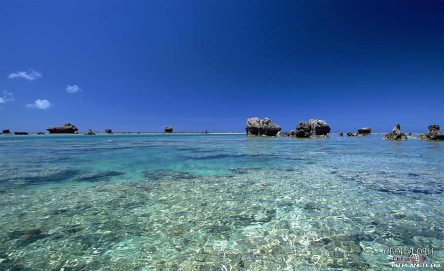 Пять причин побывать на Окинаве