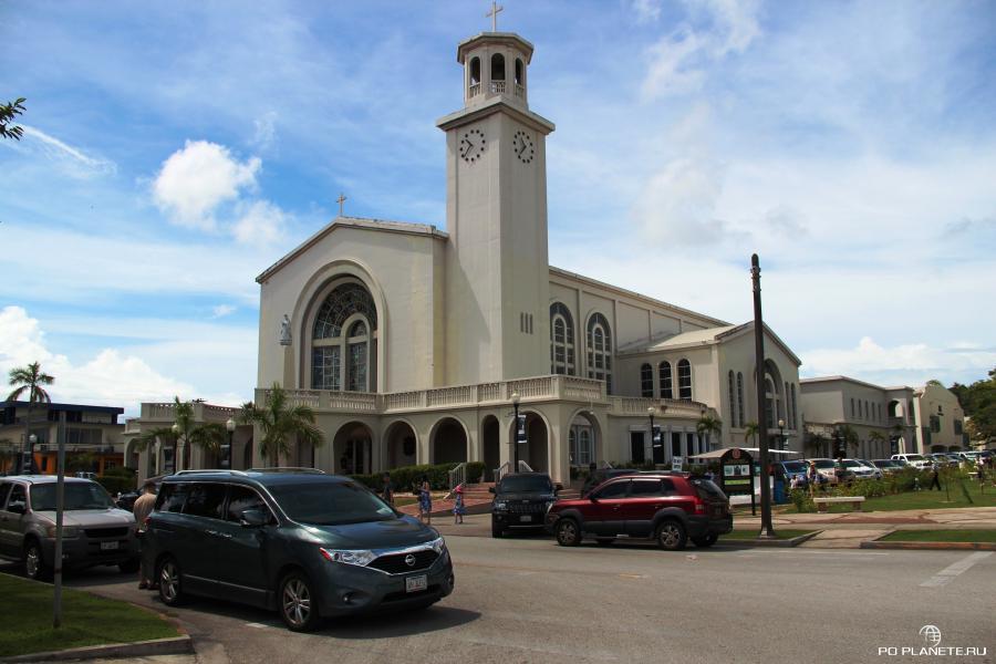 Кафедральный собор Сладчайшего имени Марии (Dulce Nombre de Maria Cathedral Basilica)