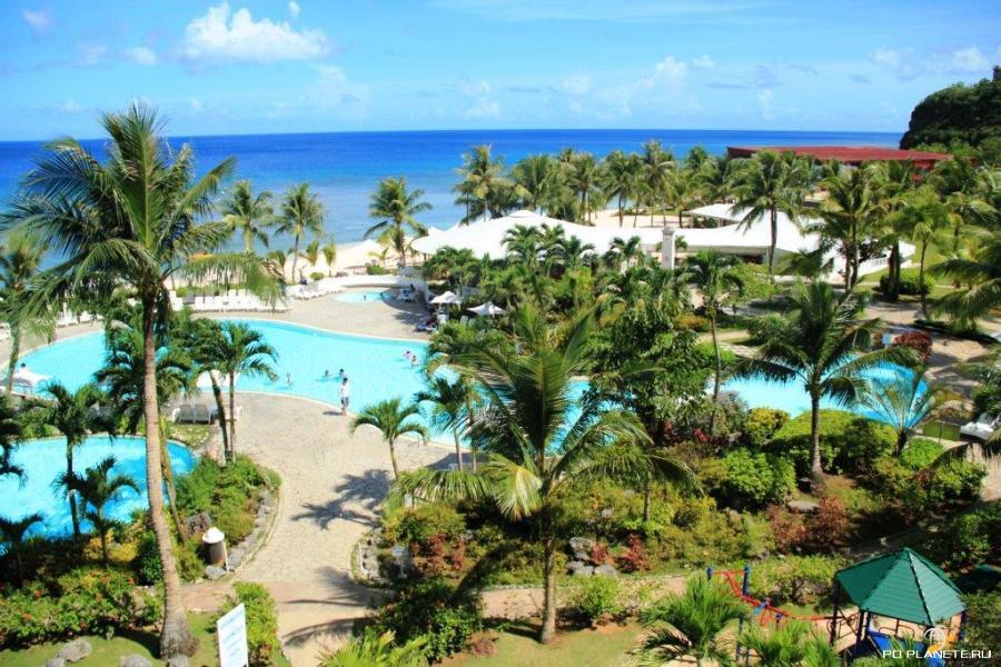 Территория Hotel Nikko Guam
