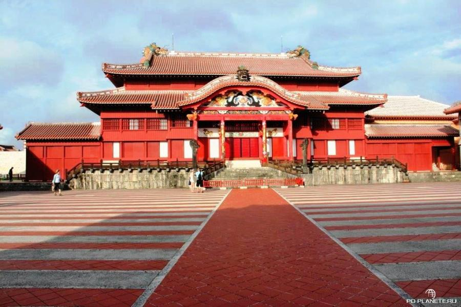 Змок Сюри (Окинава)