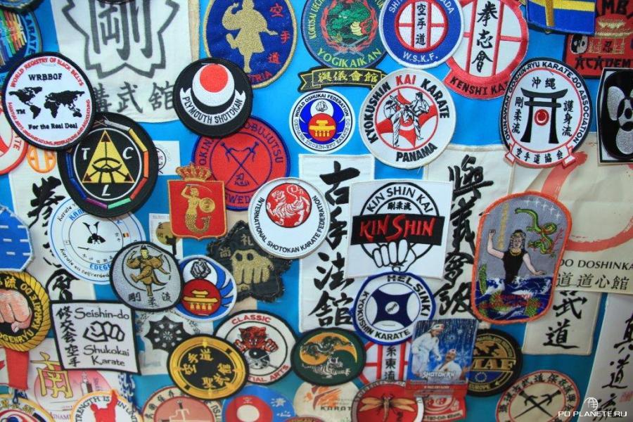 Музей каратэ на острове Окинава