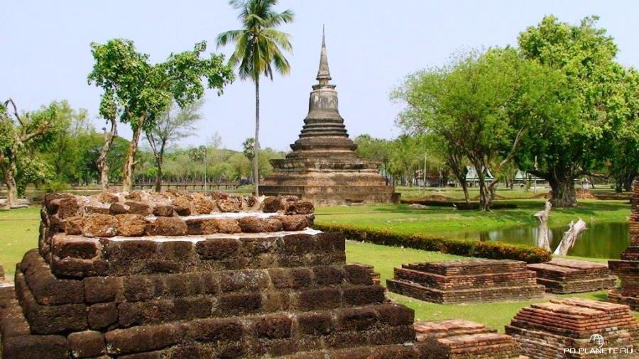 Путешествие в Таиланд и Лаос. Часть 3. И снова Таиланд.