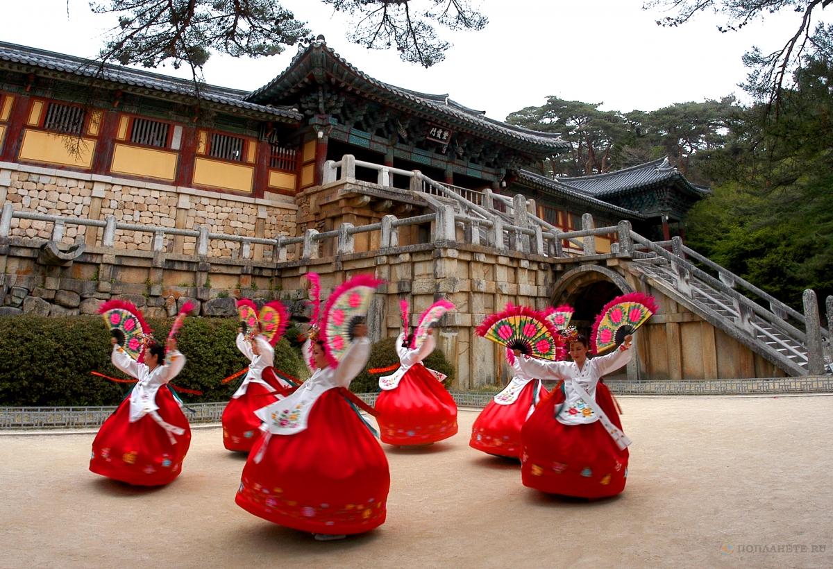Кёнчжу – музей под открытым небом
