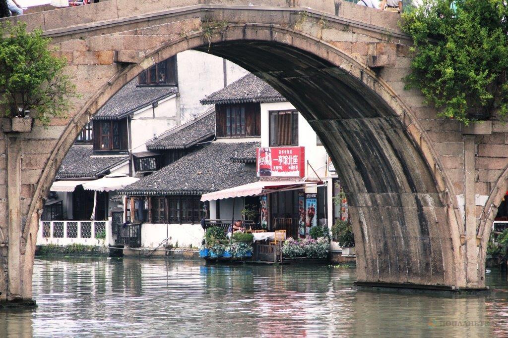 Чжуцзяцзяо. Восточная Венеция