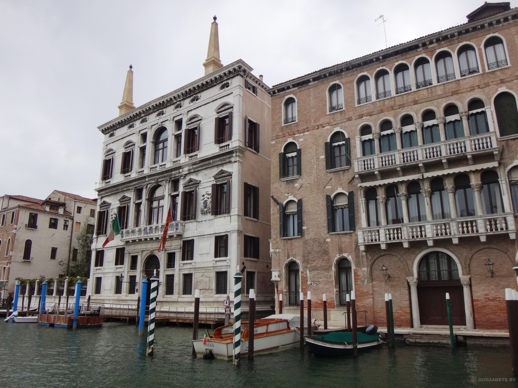Венецианские прогулки